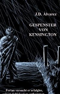 Cover Gespenster von Kensington