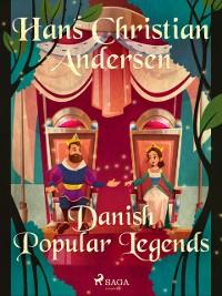 Cover Danish Popular Legends