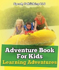 Cover Adventure Book For Kids: Learning Adventures