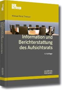 Cover Information und Berichterstattung des Aufsichtsrats