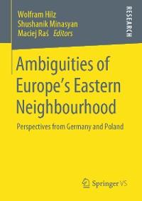 Cover Ambiguities of Europe's Eastern Neighbourhood