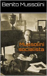 Cover Mussolini socialista