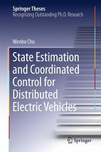 Cover State Estimation and Coordinated Control for Distributed Electric Vehicles