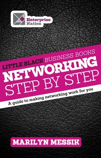 Cover Little Black Business Books - Networking Step By Step