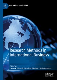 Cover Research Methods in International Business