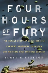 Cover Four Hours of Fury