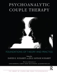 Cover Psychoanalytic Couple Therapy