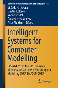 Cover Intelligent Systems for Computer Modelling
