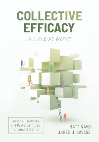 Cover Collective Efficacy in a PLC at Work®