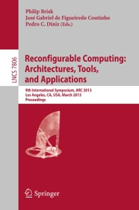 Cover Reconfigurable Computing: Architectures, Tools and Applications