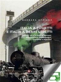 Cover Italia a fumetti e Italia a denti stretti