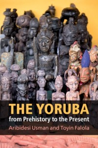 Cover Yoruba from Prehistory to the Present