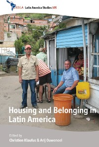 Cover Housing and Belonging in Latin America