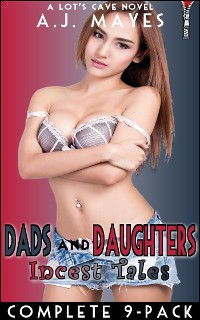 Cover Dads and Daughters Incest Tales