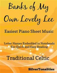 Cover Banks of My Own Lovely Lee Easiest Piano Sheet Music