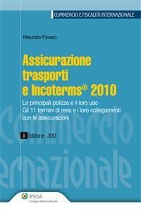 Cover Assicurazione trasporti e Incoterms 2010