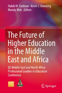 Cover The Future of Higher Education in the Middle East and Africa
