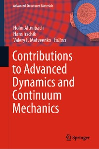 Cover Contributions to Advanced Dynamics and Continuum Mechanics