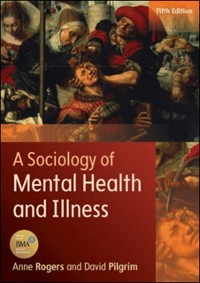 Cover EBOOK: A Sociology of Mental Health and Illness