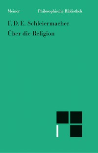 Cover Über die Religion