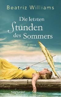 Cover Die letzten Stunden des Sommers