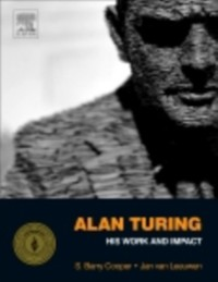 Cover Alan Turing: His Work and Impact