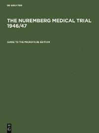 Cover Guide to the Microfiche Edition