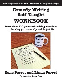 Cover Comedy Writing Self-Taught Workbook