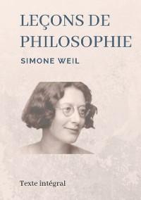 Cover Leçons de philosophie