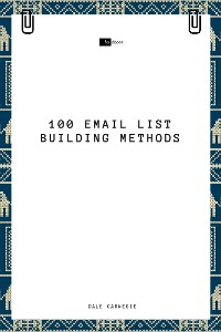Cover Learn How to Build an Email List