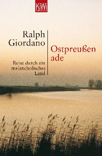 Cover Ostpreussen ade