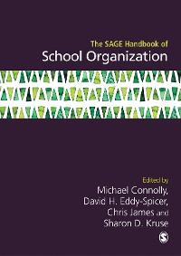 Cover The SAGE Handbook of School Organization