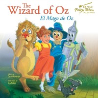 Cover Bilingual Fairy Tales Wizard of Oz