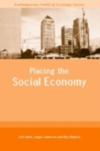 Cover Placing the Social Economy