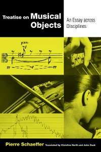 Cover Treatise on Musical Objects