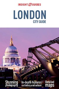 Cover Insight Guides City Guide London (Travel Guide eBook)