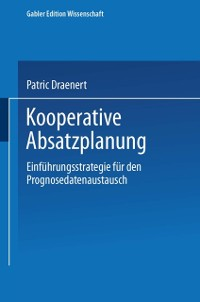 Cover Kooperative Absatzplanung