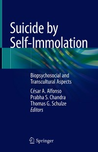 Cover Suicide by Self-Immolation