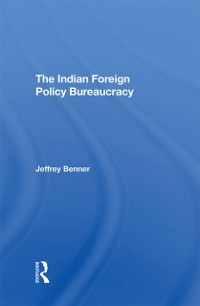 Cover Indian Foreign Policy Bureaucracy