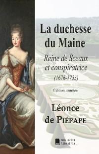Cover La duchesse du Maine