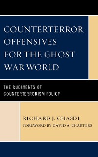 Cover Counterterror Offensives for the Ghost War World