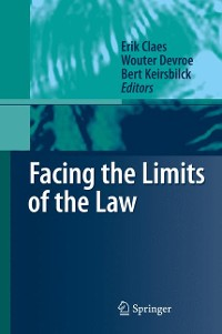 Cover Facing the Limits of the Law