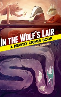 Cover In the Wolf's Lair