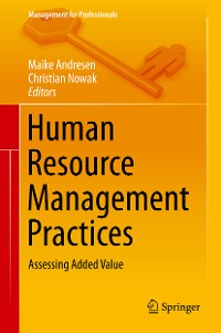 Cover Human Resource Management Practices