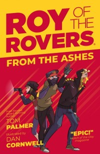 Cover Roy of the Rovers: From the Ashes
