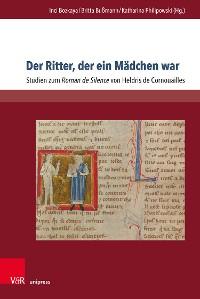 Cover Der Ritter, der ein Mädchen war