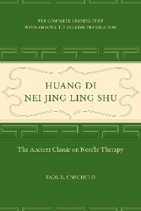 Cover Huang Di Nei Jing Ling Shu