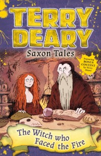 Cover Saxon Tales: The Witch Who Faced the Fire