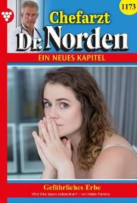 Cover Chefarzt Dr. Norden 1173 – Arztroman