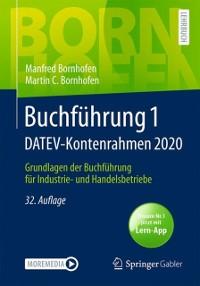Cover Buchfuhrung 1 DATEV-Kontenrahmen 2020